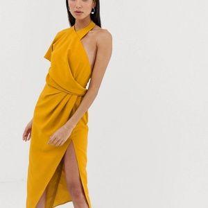 Yellow dress (Tall)